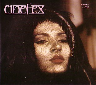 (CINEFEX). SHAY, DON, EDITOR & PUBLISHER - CINEFEX . . . THE JOURNAL OF CINEMATIC ILLUSIONS: NUMBER 12 - APRIL 1983