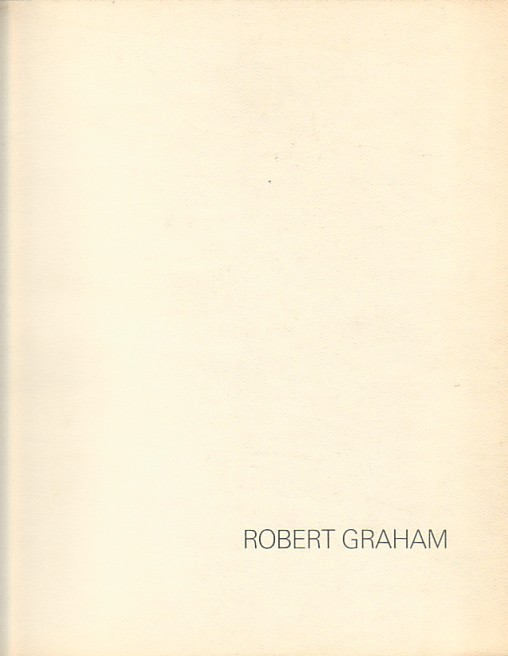 (GRAHAM, ROBERT). GRAHAM, ROBERT - ROBERT GRAHAM: THIRTY-EIGHT FREEPOINT ENGRAVINGS ON HAND-MADE PAPER - SIGNED PRESENTATION COPY FROM THE ARTIST