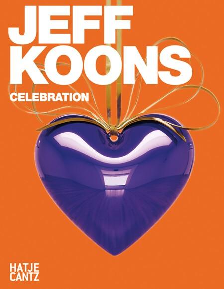 (KOONS, JEFF). KOONS, JEFF, PETER-KLAUS SCHUSTER, RAINALD GOETZ & ANETTE HUSCH - JEFF KOONS: CELEBRATION - SIGNED WITH AN ORIGINAL DRAWING