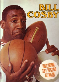 (COSBY, BILL). COSBY, BILL - BILL COSBY (INCLUDING 33 1/3 RECORD OF