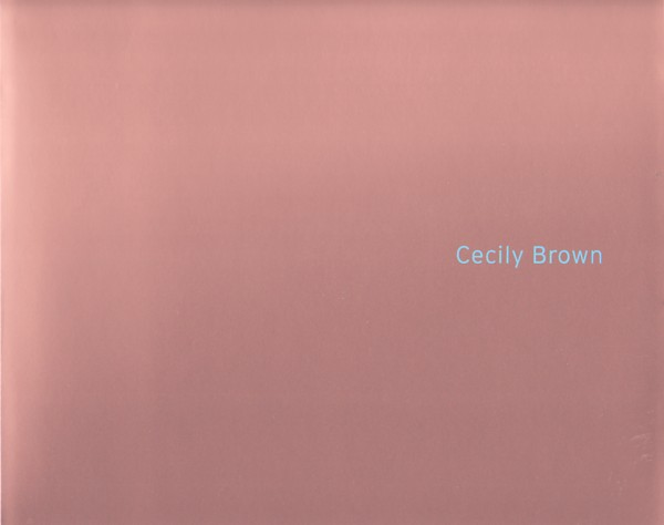 (BROWN, CECILY). HOMES, A.M. INTRODUCTION BY ROBERT EVREN - CECILY BROWN