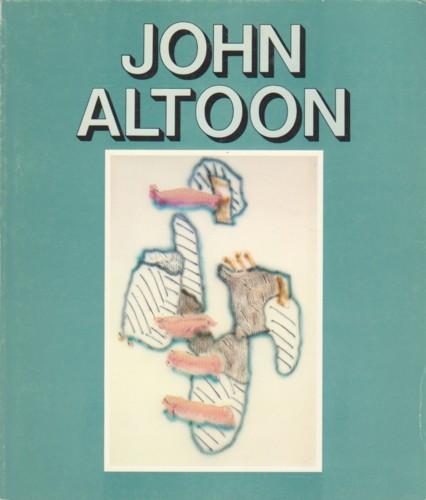 (ALTOON, JOHN). BARTON, BRIGID S. INTRODUCTION BY GERALD NORDLAND - JOHN ALTOON