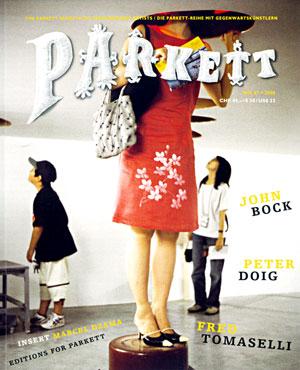 CURIGER, Bice / Parkett 50/51 1997 Art Magazine 1st ed #148537