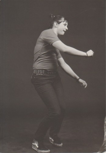(FULFORD, JASON). FULFORD, JASON - DANCING PICTURES - SIGNED BY JASON FULFORD