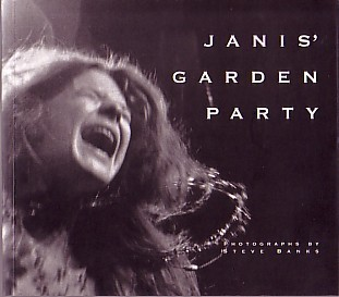 (BANKS, STEVE) (JOPLIN, JANIS). BANKS, STEVE - JANIS' GARDEN PARTY - SIGNED AND DATED BY STEVE BANKS