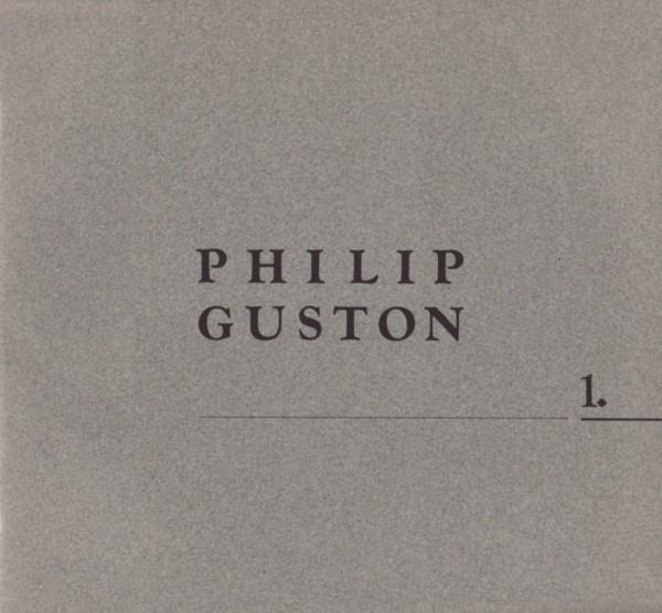 (GUSTON, PHILIP). COPLANS, JOHN - PHILIP GUSTON 1.