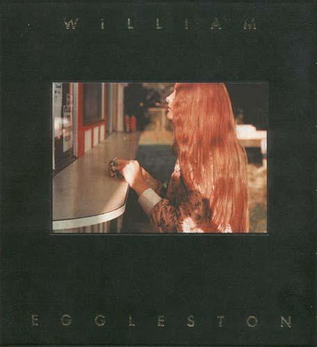 (EGGLESTON, WILLIAM). EGGLESTON, WILLIAM, GUNILLA KNAPE, WALTER HOPPS, THOMAS WESKI & UTE ESKILDSEN - WILLIAM EGGLESTON: THE HASSELBLAD AWARD 1998 - SIGNED BY THE PHOTOGRAPHER