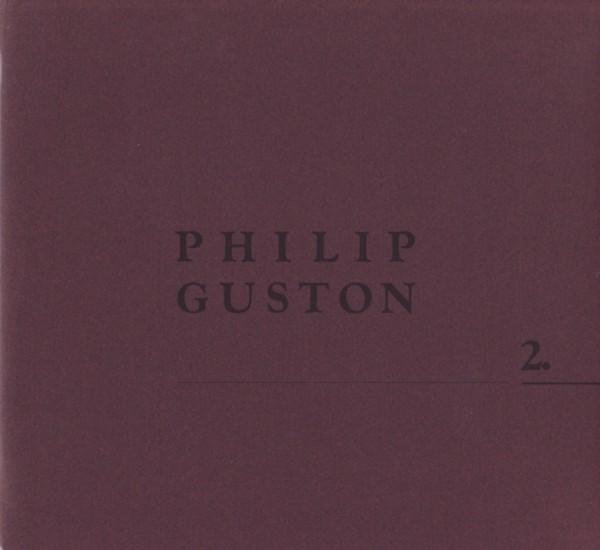 (GUSTON, PHILIP). GEMINI G.E.L. - PHILIP GUSTON 2.