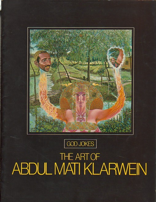 (KLARWEIN, ABDUL MATI). KLARWEIN, ABDUL MATI - GOD JOKES: THE ART OF ABDUL MATI KLARWEIN