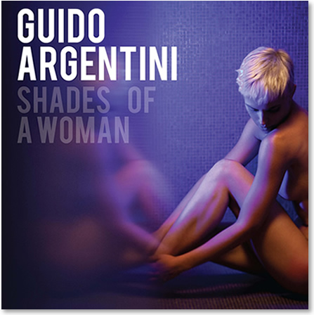(ARGENTINI, GUIDO). ARGENTINI, GUIDO - GUIDO ARGENTINI: SHADES OF A WOMAN - DELUXE SLIPCASED, SIGNED AND NUMBERED EDITION WITH A BLACK AND WHITE PHOTOGRAPHIC PRINT LIMITED TO ONE HUNDRED COPIES