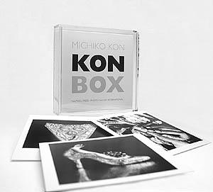 (KON, MICHIKO). IIZAWA, KOHTARO & PETER C. BUNNELL - MICHIKO KON: KON BOX