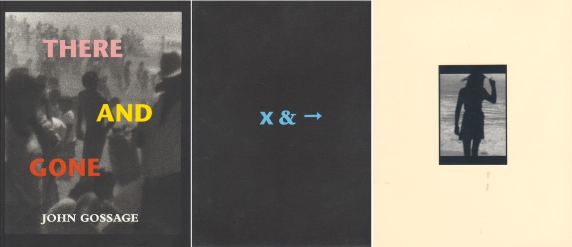 (GOSSAGE, JOHN). GOSSAGE, JOHN & THOMAS WESKI - JOHN GOSSAGE: THERE AND GONE / ONE HUNDRED AND TWENTY-FOUR PHOTOGRAPHS - THE NEAR-UNIQUE DELUXE SIGNED LIMITED BOXED EDITION WITH A SIGNED PHOTOGRAPH