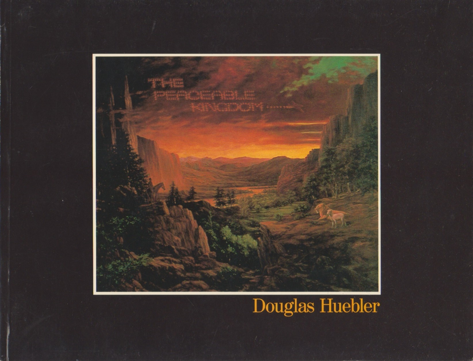(HUEBLER, DOUGLAS). ONORATO, RONALD J. - DOUGLAS HUEBLER