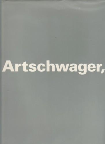 (ARTSCHWAGER, RICHARD). ARMSTRONG, RICHARD - RICHARD ARTSCHWAGER - SIGNED BY THE ARTIST