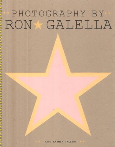 (GALELLA, RON). GALELLA, RON & STEVEN BLUTTAL - PHOTOGRAPHY BY RON GALELLA