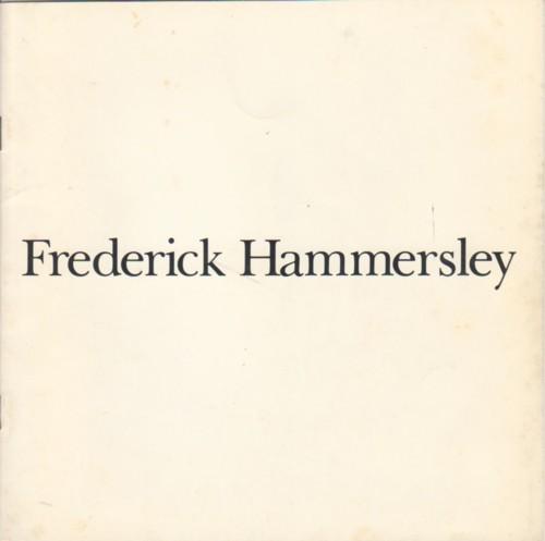 (HAMMERSLEY, FREDERICK). COKE, VAN DEREN - FREDERICK HAMMERSLEY