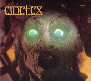 (CINEFEX). SHAY, DON, EDITOR & PUBLISHER - CINEFEX . . . THE JOURNAL OF CINEMATIC ILLUSIONS: NUMBER 5 - JULY 1981