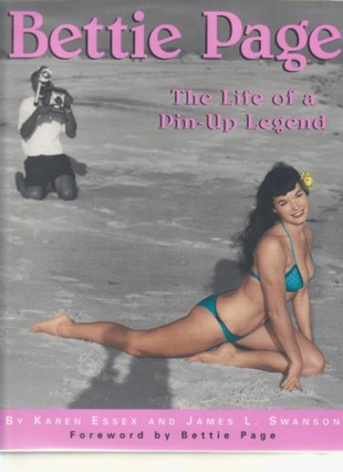 218d84e681205 Bettie Page  The Life Of A Pin-Up Legend